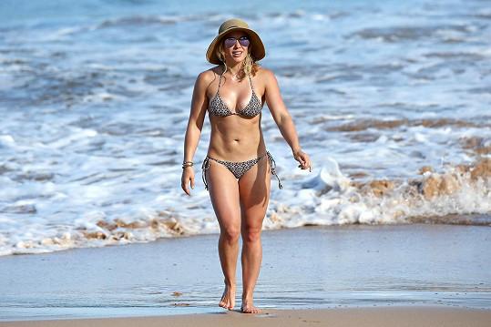 Hilary Duff na Havaji