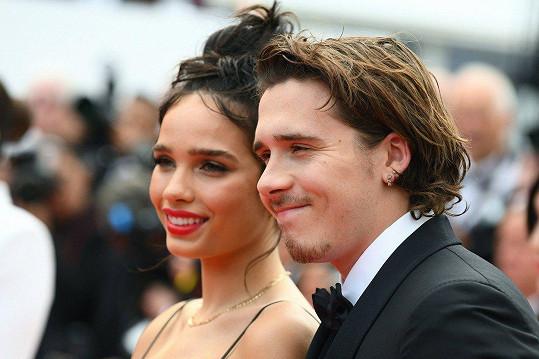 Modelka a fotograf tvoří opravdu hezký pár.