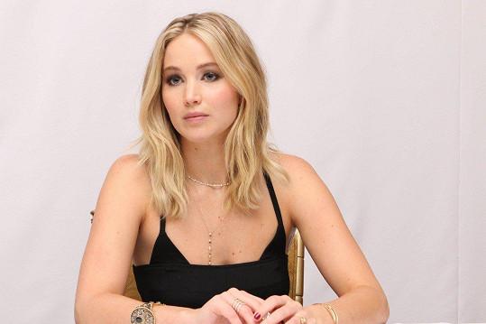 Jennifer Lawrence neměla loni moc dobrý rok.