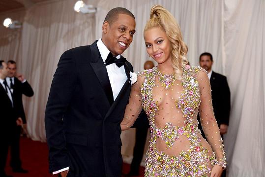 Majitelé Beyoncé a Jay-Z