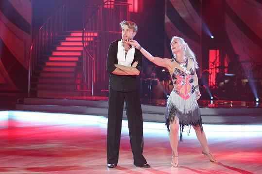 Anna Polívková a Michal Kurtiš si spolu rádi zatančí i dnes.