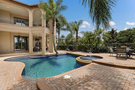 Dům na Floridě si prý ani nepřišli prohlédnout.