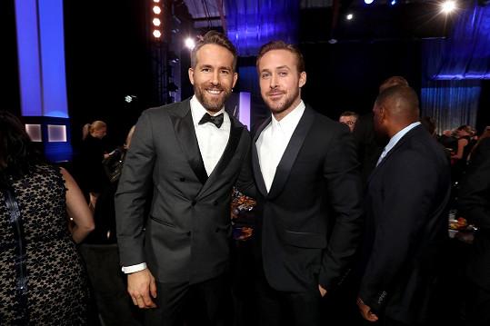 Herci se spolu setkali na ceremoniálu Critics´ Choice Awards.