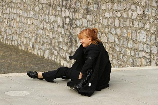 Sympatická Slovenka účinkovala téměř ve dvou stovkách televizních filmů a inscenací.