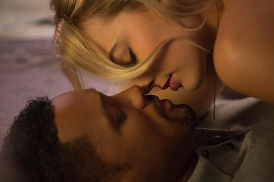 Margot natočila intimní scénu s Willem Smithem.