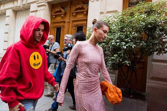 V Paříži jsou Justin a Hailey několik posledních dní.
