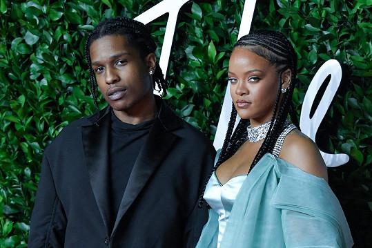 Na loňském udílení cen Fashion Awards