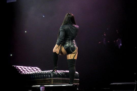 Demi je konečně sama sebou.