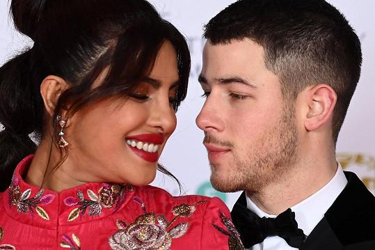 S Jonasem jsou stále jako čerstvě zamilovaní.