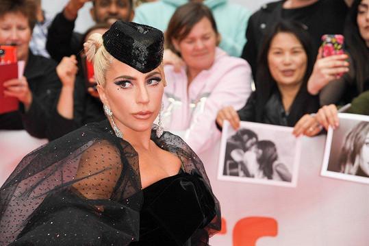 Lady Gaga trpí chronickou bolestí od 19 let.