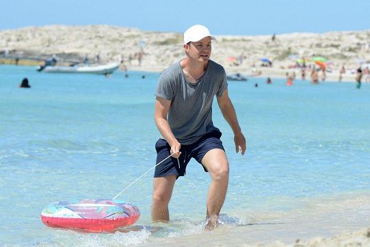 Rosberg je zapáleným otcem dvou holčiček.
