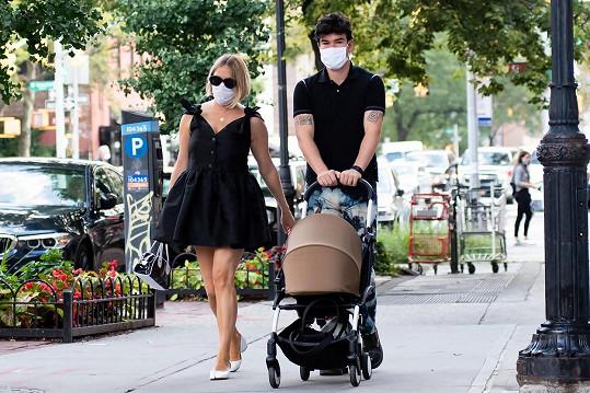 S partnerem mají syna Vanju.