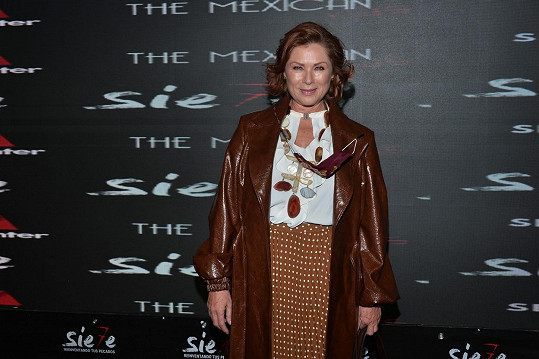 Leticia Calderón v červenci oslavila 53. narozeniny.