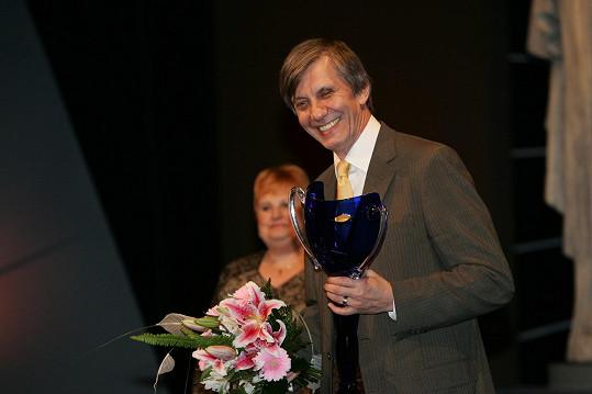 Boris Rösner byl vynikajícím hercem.