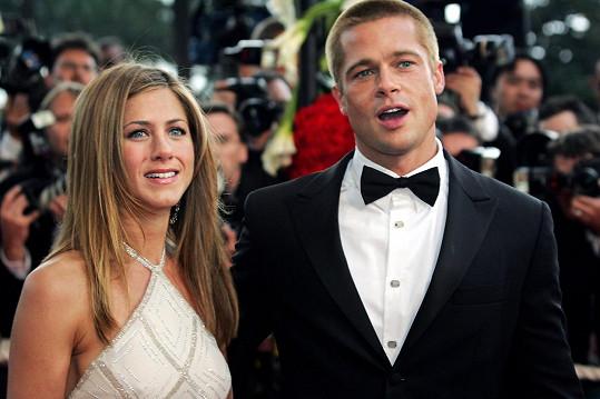 Jennifer Aniston a Brad Pitt se připravují na společný projekt.
