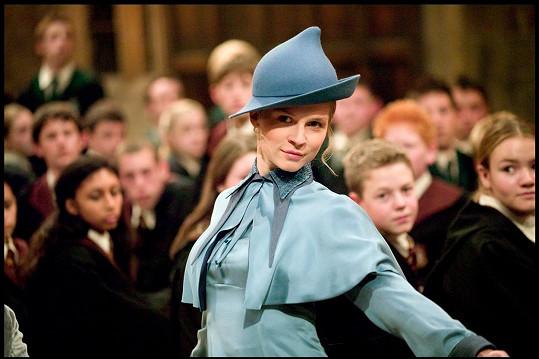 Clemence ve filmu Harry Potter a Ohnivý pohár (2005)