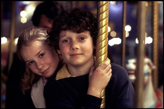 Anton Yelchin prožil dětskou filmovou lásku s Mikou Boorem