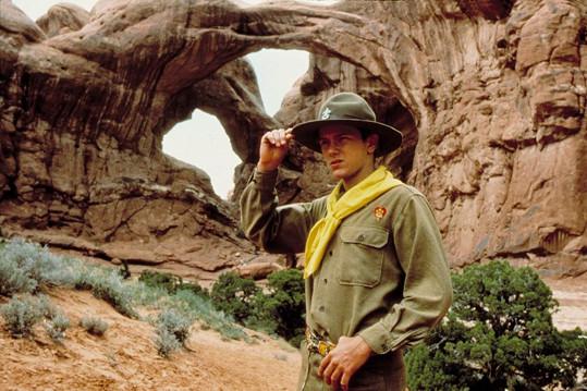 River Phoenix ve filmu Indiana Jones a poslední křížová výprava