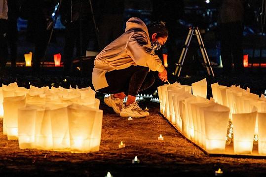 V březnu uplynulo 10 let od katastrofy, místní uctili památku zesnulých.