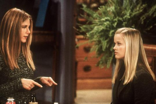 Potkaly se už před lety při natáčení Přátel, kde si zahrály sestry.