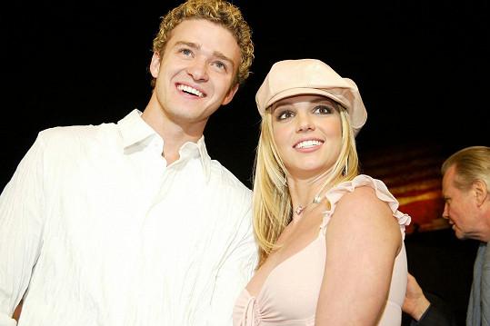 Justin Timberlake a Britney Spears randili v letech 1998-2002.