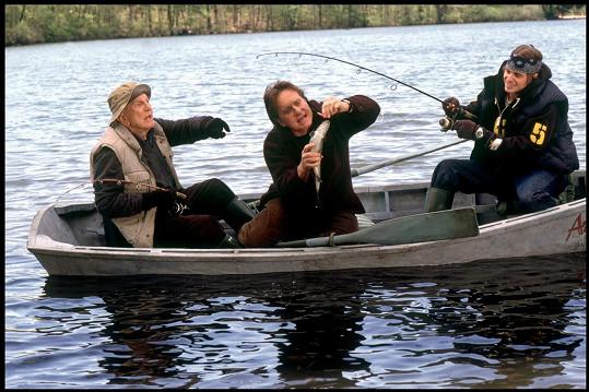 Tři generace Douglasů ve filmu Tak to chodí (2003)