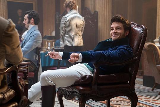 V Bridgertonových hraje Anthonyho, kolem kterého se bude točit děj druhé řady.