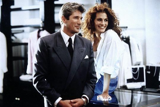 Julia Roberts a Richard Gere byli mimořádně šťastnou volbou Garryho Marshalla. Film z roku 1990 Pretty Woman dodnes patří k jejich nejznámějším.