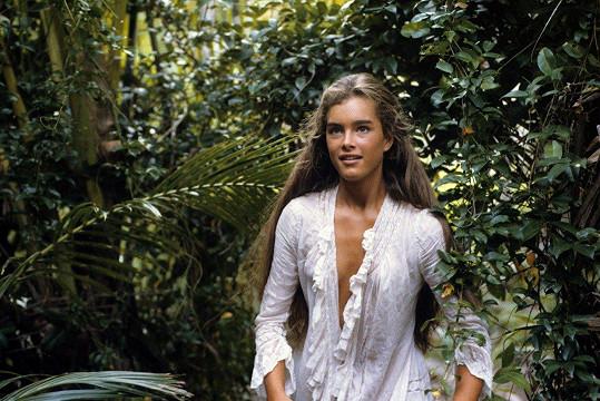 Brooke Shields v Modré laguně (1980)