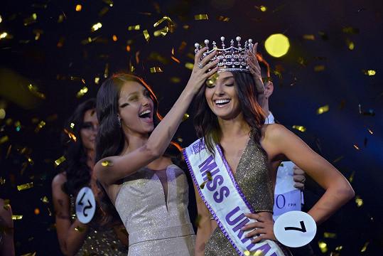 Veronika Didusenko vyhrála v roce 2018 Miss Ukrajiny. Titul jí byl odebrát čtyři dny poté.
