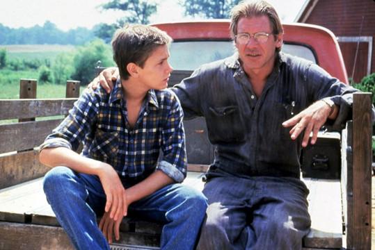 S Harrisonem Fordem si zahrál i jako malý ve filmu Pobřeží moskytů. Ford ho miloval jako vlastního.
