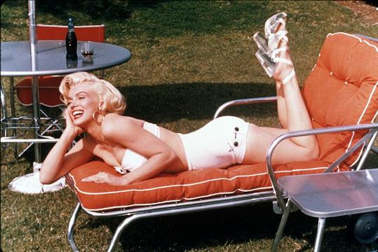 Ani Marilyn Monroe by nemohla být bez lodiček na podpatku.