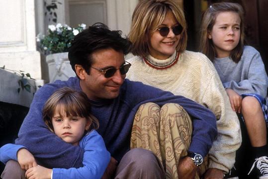 Ve své první filmové role vedle Meg Ryan a Andyho Garcii ve snímku Když muž miluje ženu.