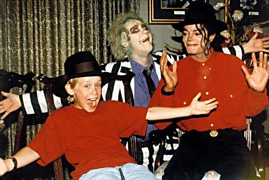 Jako dětská herecká hvězda se sblížil s Michaelem Jacksonem.