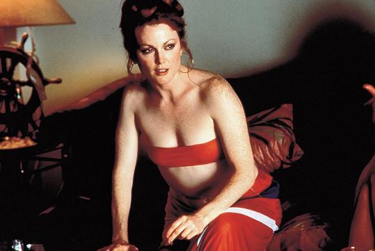 Role porno herečky jí zajistila první oscarovou nominaci.