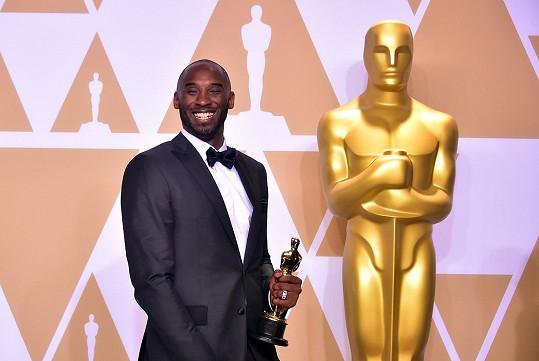 Bryant byl autorem scénáře krátkého animovaného filmu Dear Basketball, za který získal v roce 2018 Oscara.