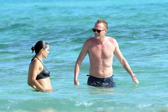 Jennifer Connelly a Paul Bettany se poznali při natáčení filmu Čistá duše.
