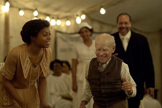 Taraji P. Henson ve filmu Podivuhodný případ Benjamina Buttona