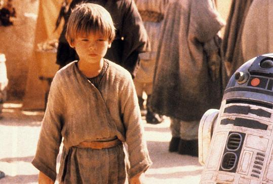 Jake jako Anakin