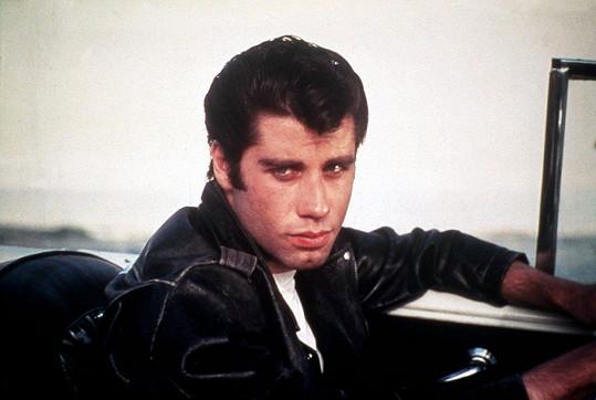 John Travolta jako Danny v Pomádě (1978)