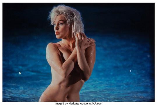 Marilyn Monroe byla sex symbolem zlaté éry Hollywoodu.