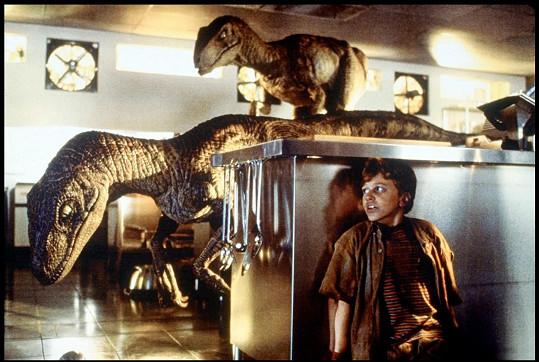 Joe v Jurském Parku (1993)