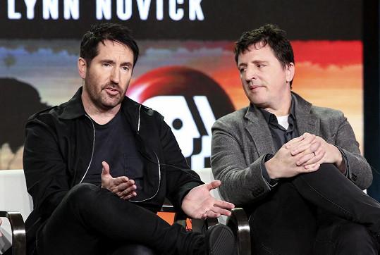 Duo Trent Reznor a Atticus Ross za hudbu v historickém dramatu Mank a za animovaný film z dílny Pixar Duše.
