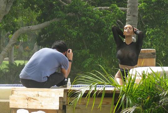 Kim má zdokumentovaný snad každý módní kousek.