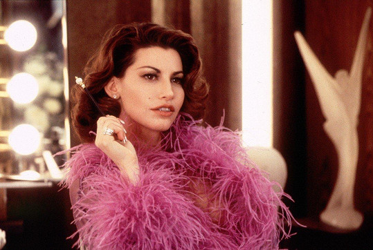 Gina Gershon ve filmu Showgirls (1995)