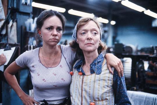 Herečka má na kontě dva Oscary. Prvního za film Norma Rae (1979)