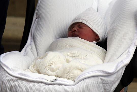 Toto je třetí potomek Kate a Williama.