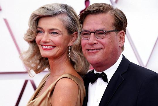 Pavlína Pořízková a Aaron Sorkin se rozešli.