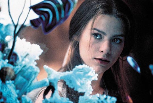 Claire Danes ve filmu Romeo a Julie (1996)