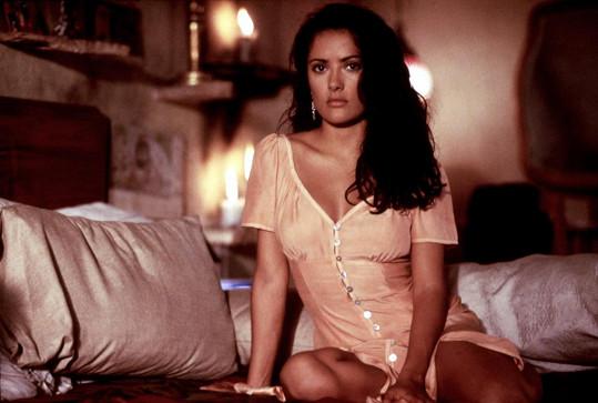 Salma díky roli dobyla Hollywood.